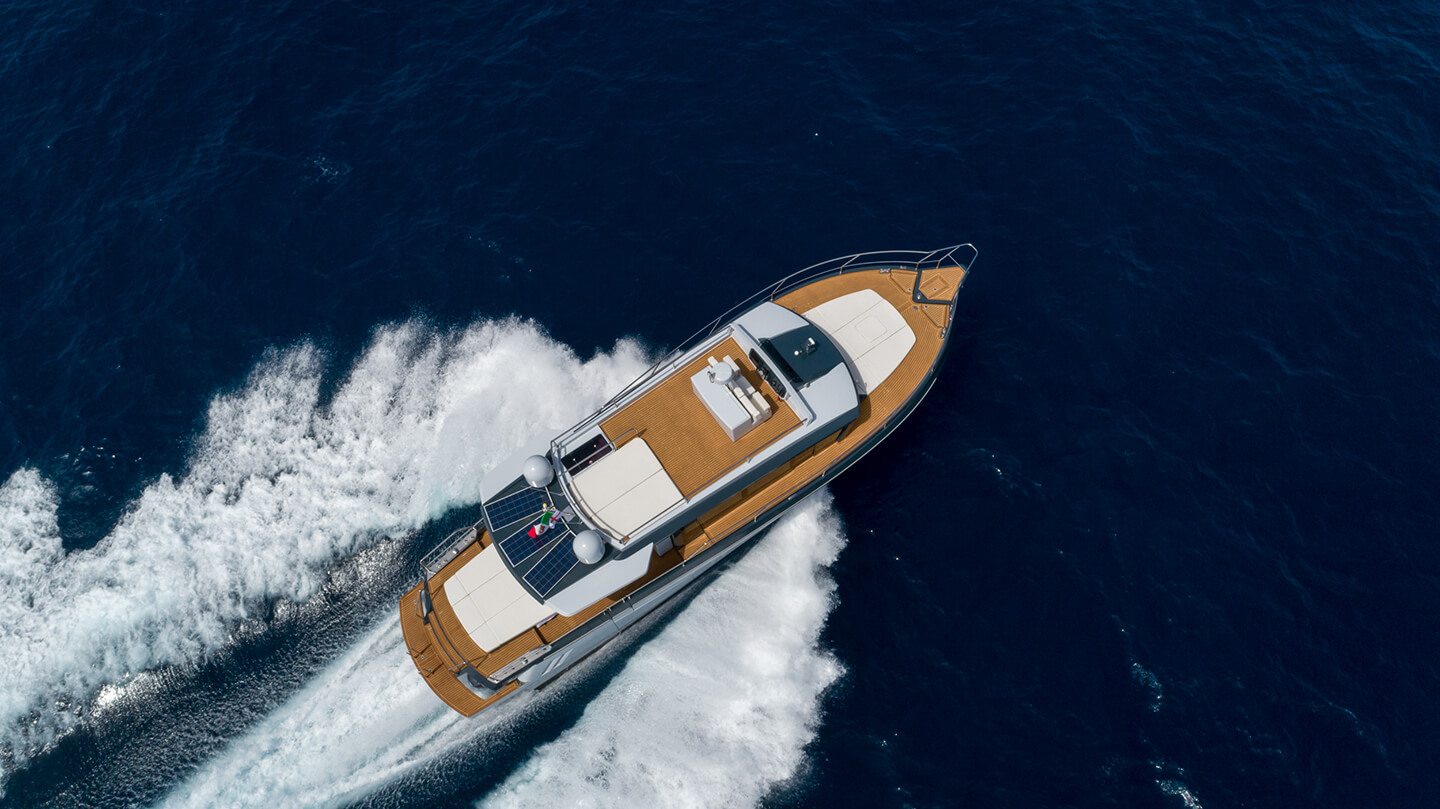 Yacht made in Italy